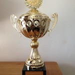 The All Stars Cricket Tournament Trophy!